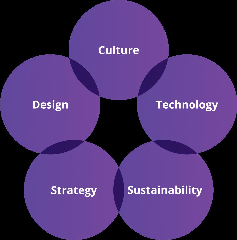 5 pilares estratégicos